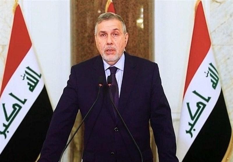 توفیق علاوی از تشکیل دولت جدید عراق کنار کشید، برهم صالح با انصراف وی موافقت کرد