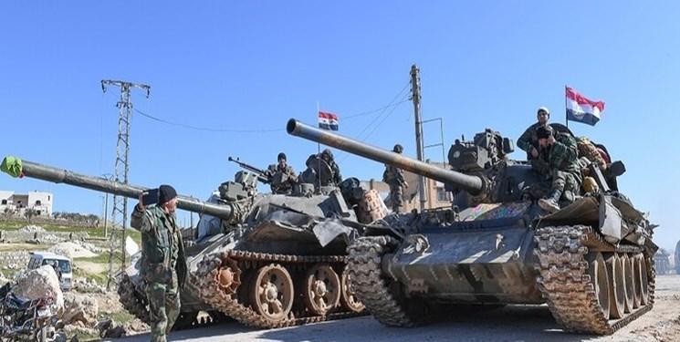 سانا: ارتش سوریه سه پهپاد ترکیه را سرنگون کرد