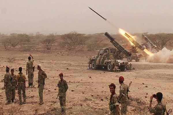 ارتش یمن پهپاد جاسوسی رژیم سعودی را منهدم کرد