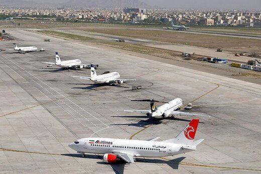 شرکت های هواپیمایی در حال زیان دادن هستند