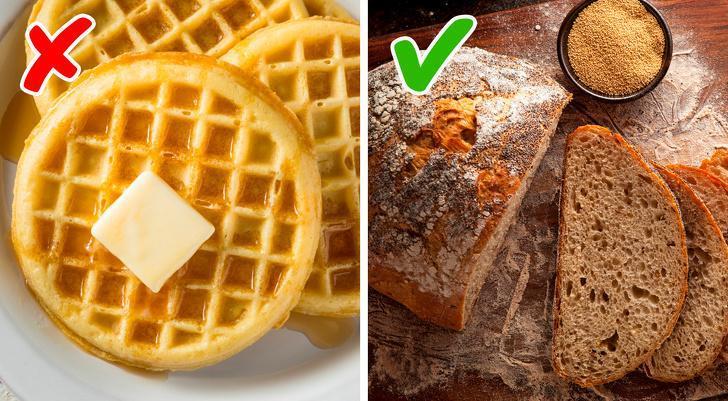 اگر به دنبال اندامی متناسب هستید این مواد غذایی را قبل از 10 صبح نخورید