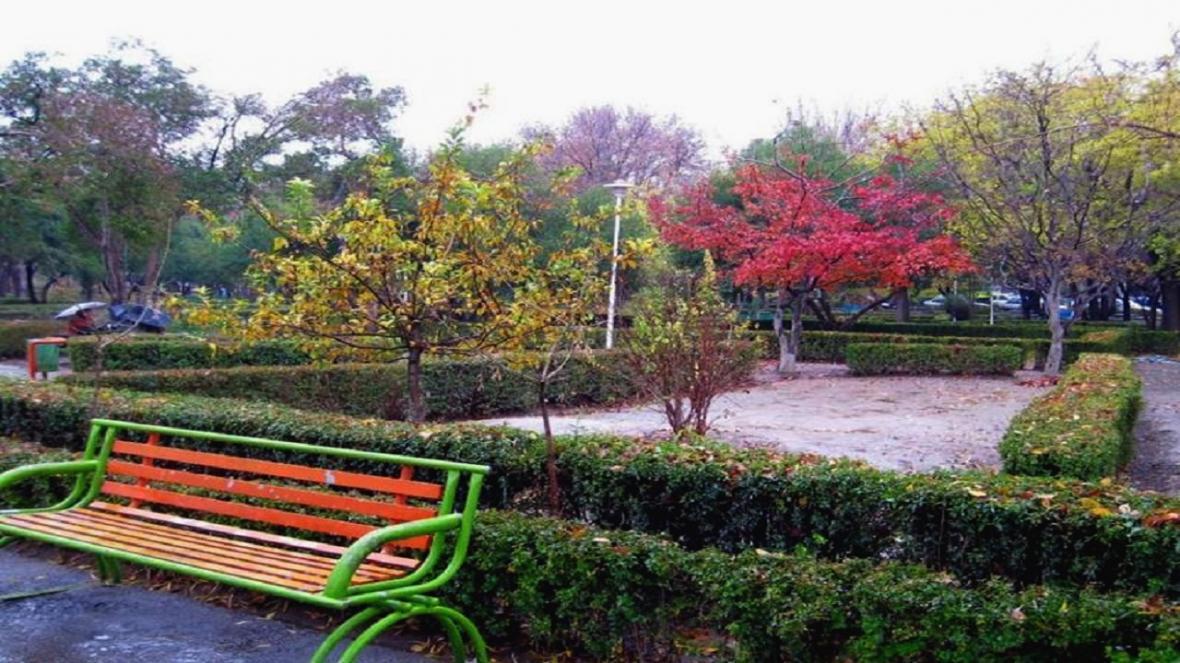 افزایش فضای سبز ناحیه مینودر قزوین