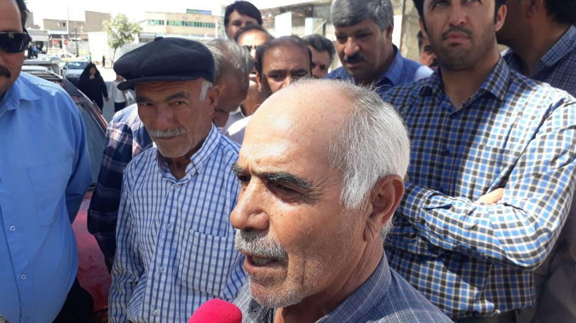 خبرنگاران زعفرانکاران تربت حیدریه خواهان پرداخت مطالباتشان شدند