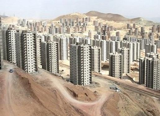 وعده افتتاح 13400 مسکن مهر در پردیس