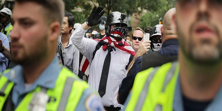 آمریکا: تروریسم نژادپرستان سفیدپوست چالشی جدی برای جهان است