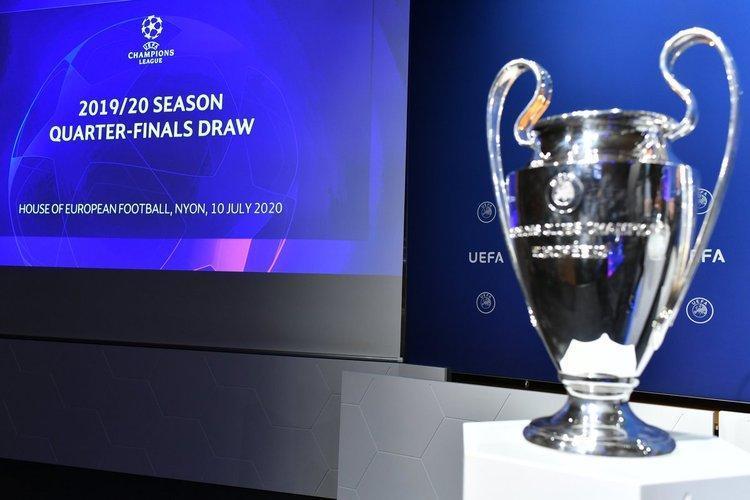 تعیین شدن قرعه کشی و راستا تیم ها در ادامه لیگ قهرمانان اروپا