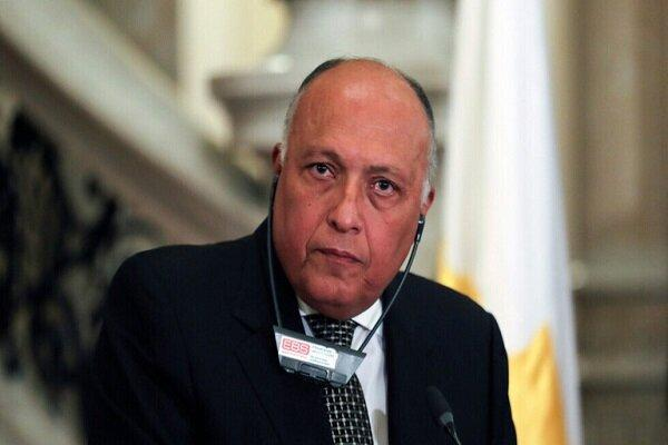 مصر تعدی به خطوط قرمزش در لیبی را نمی پذیرد