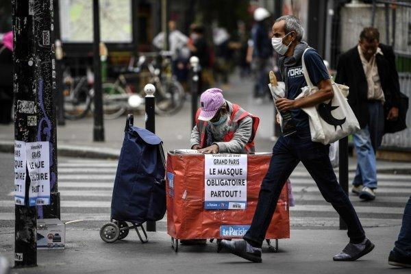 فرانسه با بحران رشد تصاعدی نرخ ابتلا به کووید-19 روبروست