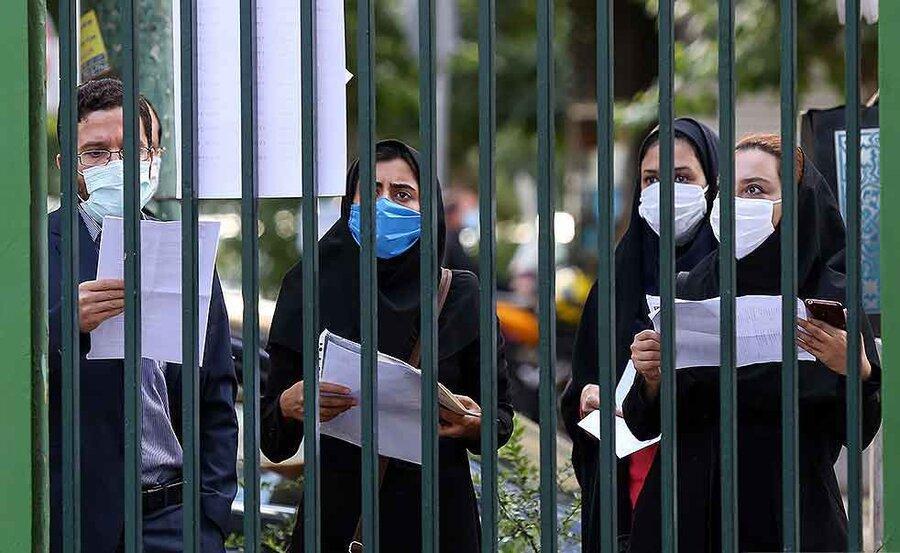 پروتکل های بهداشتی در دومین کنکور بزرگ ایران چقدر رعایت شد؟