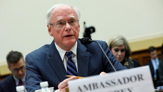 شروط آمریکا برای لغو قانون سزار