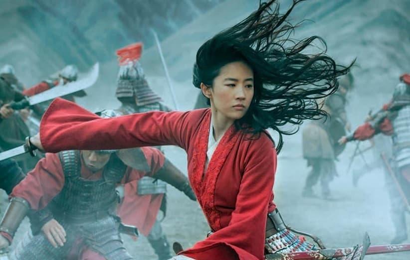 فیلم مولان چینی ها را ناامید کرد