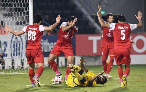 انتقاد سامی الجابر از سطح فنی بازی پرسپولیس - النصر