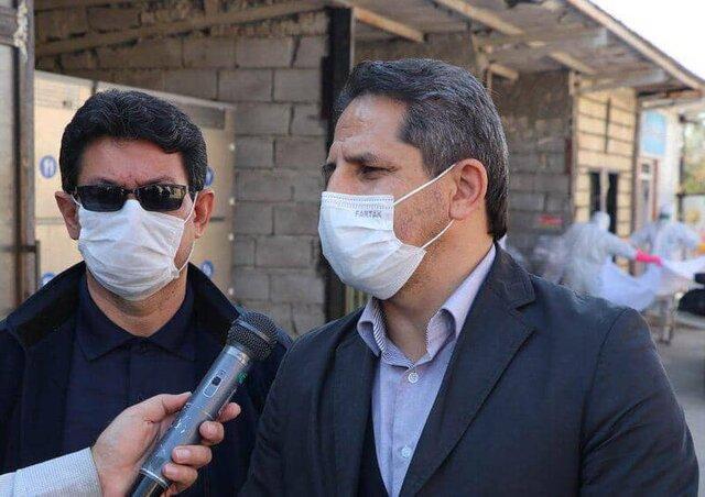 متوفیان کرونایی در تبریز یک و نیم برابر بیش تر از متوفیان عادی