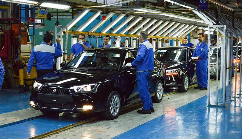 پیش فروش جدید ایران خودرو در 15 آبان