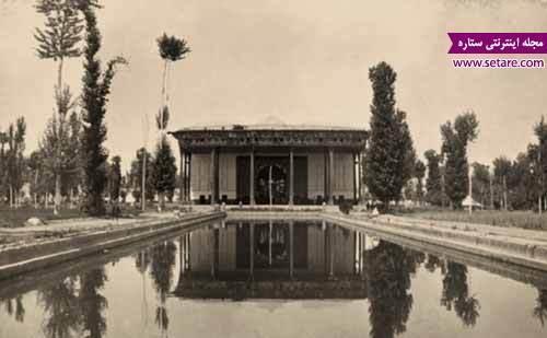 همه چیز درباره کاخ چهل ستون (معرفی، تاریخچه و عکس)
