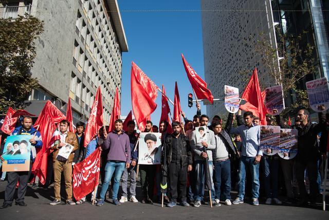 حضور پرشور در راهپیمایی 13 آبان، وظیفه مهم دانشگاهیان است