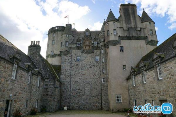قلعه فریزر اسکاتلند؛ بنایی که شاهد قتل یک شاهزاده خانم بود