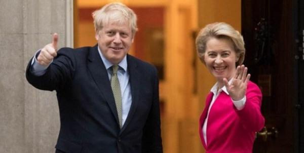 انگلیس و اتحادیه اروپا به توافق تجاری دست پیدا کردند