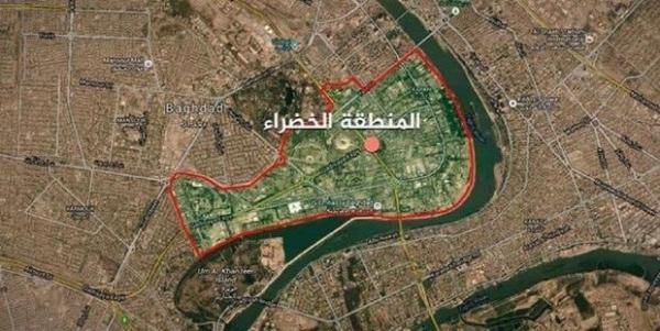 فعالیت سفارت آمریکا در بغداد ادامه دارد