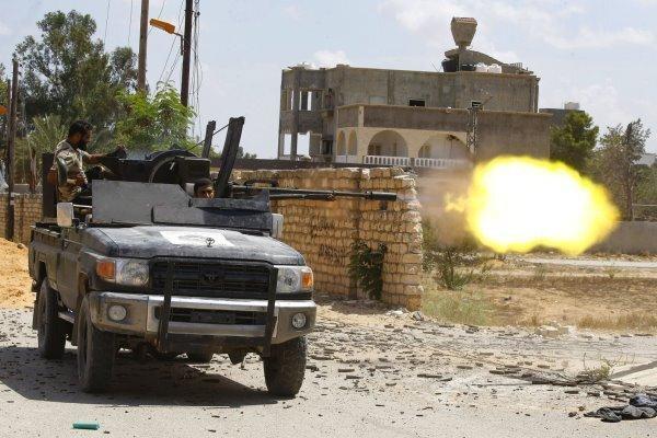 ارتش لیبی به نیروهای خلیفه حفتر اجازه تهاجم مجدد را نمی دهد
