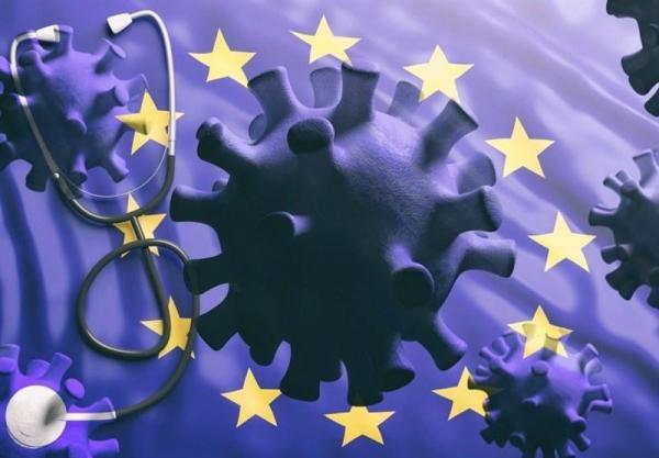 تعداد مبتلایان به ویروس کرونا در اروپا به بیش از 25 میلیون نفر رسید