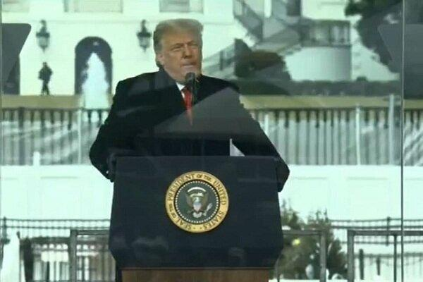 ترامپ: در انتخابات ریاست جمهوری تقلب بی سابقه ای شده است