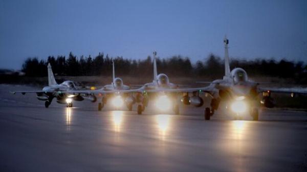 برگزاری تمرینات هوایی مشترک مصر و فرانسه