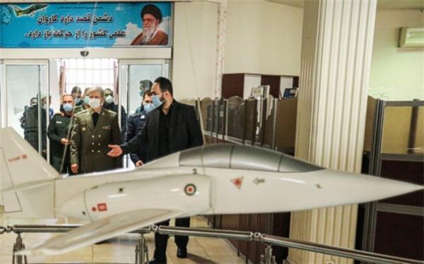 وزیر دفاع: صنعت هوایی یک الگوی تمام عیار برای کشور در حوزه مقابله با تحریم هاست