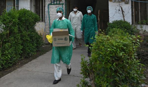 خبرنگاران مجوز تزریق برای اسپوتنیک وی،تکاپوی پاکستان برای شروع واکسیناسیون کرونا