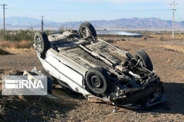خبرنگاران حوادث رانندگی در کرمانشاه 2 کشته و چهار زخمی به جا گذاشت