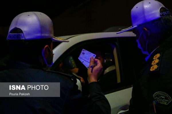 جریمه 52 هزار خودرو در شب گذشته، پلمب 149 واحد صنفی متخلف