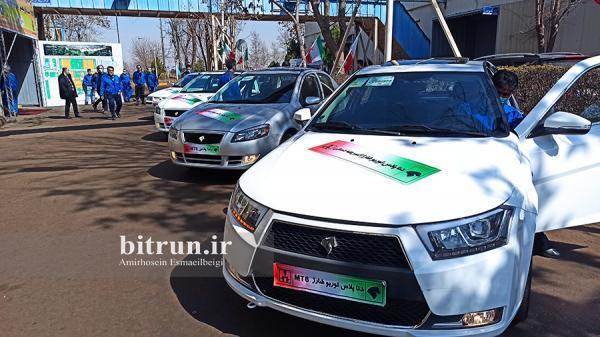 گیربکس شش سرعته ایران خودرو روی چه محصولاتی نصب می گردد؟