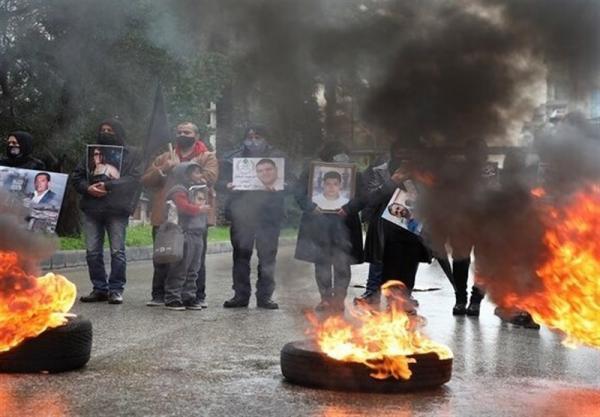 اعتراض لبنانی ها به برکناری قاضی پرونده انفجار بیروت و معین قاضی جدید