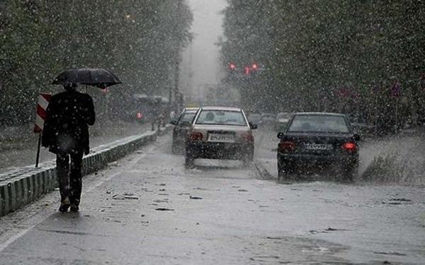 باد و باران در اغلب شهرها و یخبندان در 21 استان
