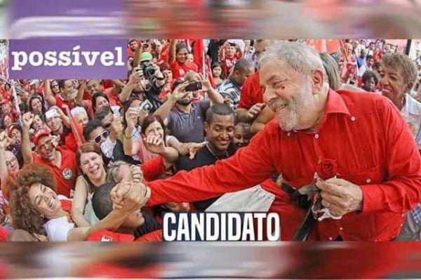 خبرنگاران احتمال بازگشت لولا داسیوا به عرصه انتخابات ریاست جمهوری برزیل