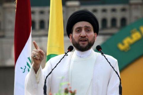 سید عمار الحکیم حمله به مواضع الحشد الشعبی و انفجار بغداد را محکوم کرد