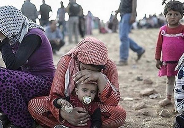 سرگردانی و آوارگی یمنی ها در گذرگاه الودیعه