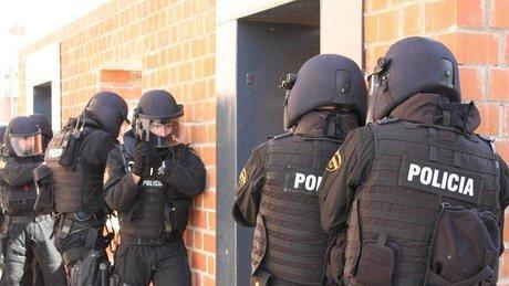 خنثی سازی حمله داعش به یک پایگاه امنیتی در تونس