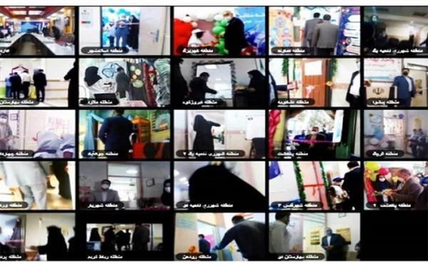 افتتاح 56 اتاق بهداشت در مدارس شهرستان های استان تهران