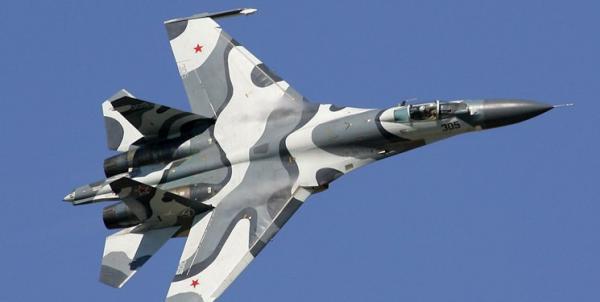 تقابل سوخو-27 روسیه با میراژهای فرانسه بر فراز دریای سیاه