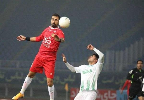 لیگ برتر فوتبال، تساوی آلومینیوم و پدیده در 45 دقیقه نخست