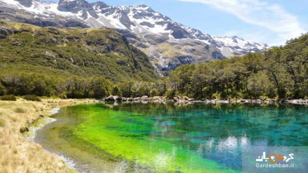 چرا شنا کردن در تمیزترین دریاچه کره زمین ممنوع است؟