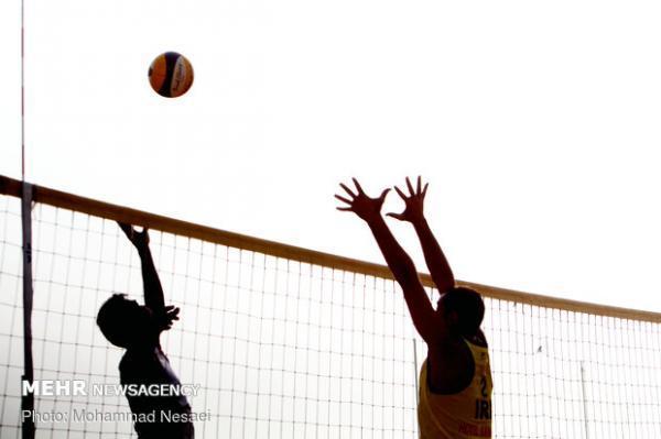 ارسال تقویم ورزشی کمیته والیبال ساحلی به استان ها