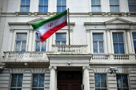 هیچ طوفانی نمی تواند برگی از درخت تناور ایران را تکان دهد