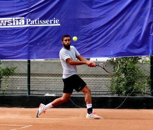 اعلام ترکیب تیم ملی تنیس ایران در مسابقات دیویس کاپ